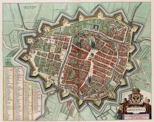 Groeninga map