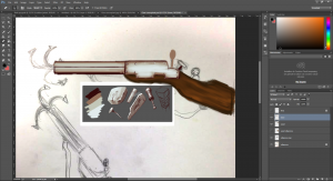 gun progress
