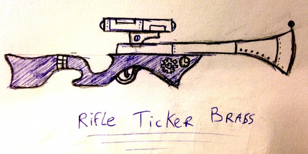 gun ticker
