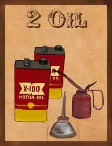 2 Oil card WIP
